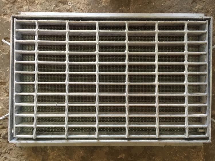 水溝防護網