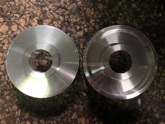 偷輕中碳鋼齒輪(未滾齒)