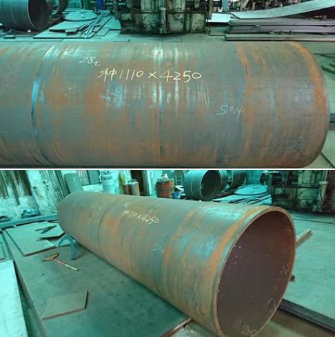 6-C型鋼滾圓加工0