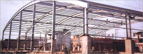 21-鋼骨屋頂結構