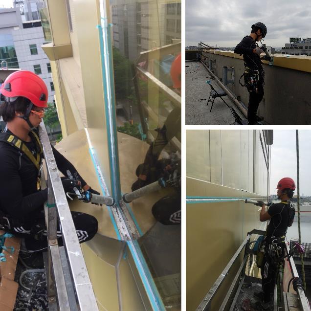外牆矽利康填縫工程0970-085-651