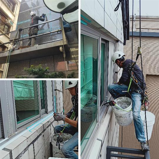 外牆矽利康更新工程0970-085-651