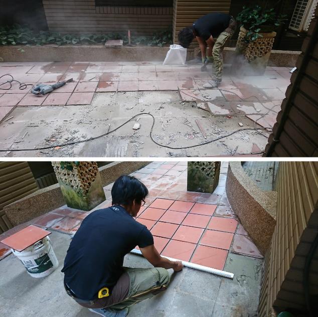 磁磚修繕工程、泥作工程0970-085-651