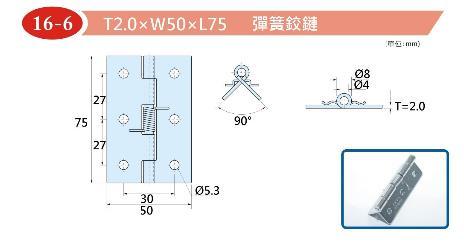 35-T2.0XW50XL65彈簧鉸鏈-16-5