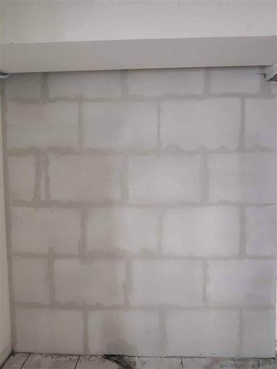 輕隔間_石膏磚