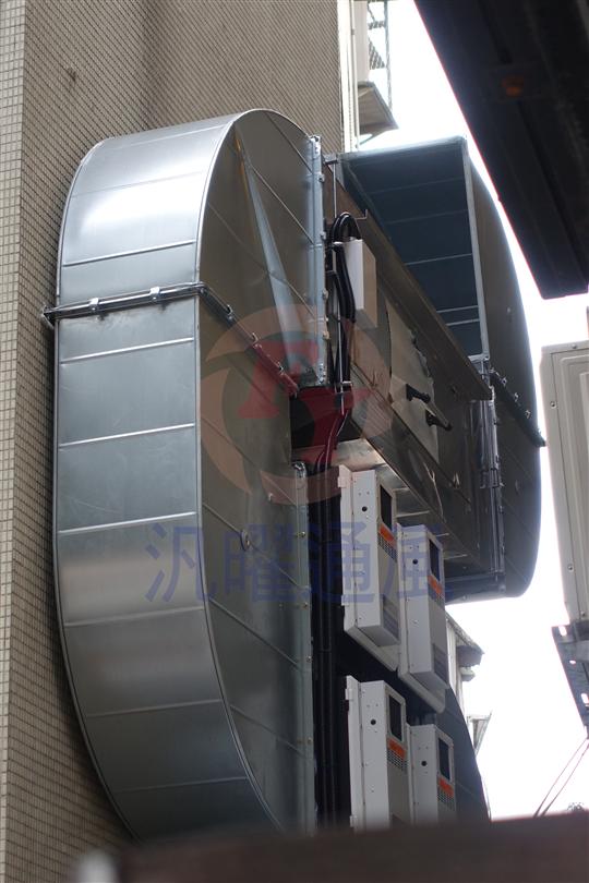風管設計工程(中型)異味除味設備