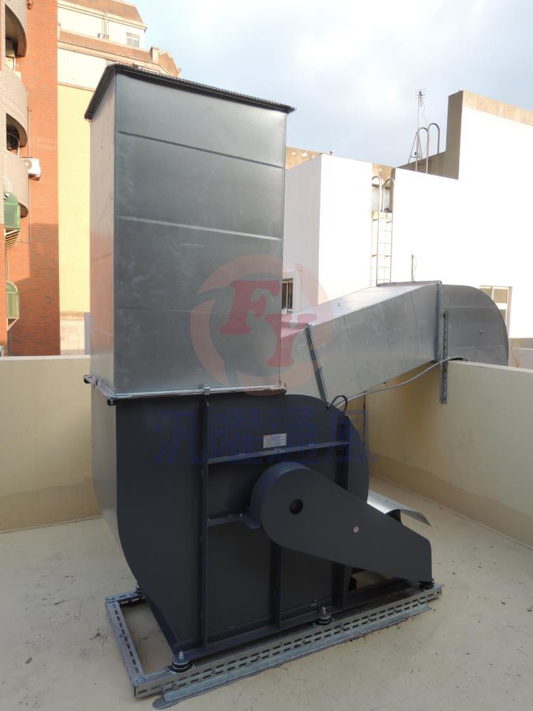 風管設計工程/(港式)瀘網式煙罩