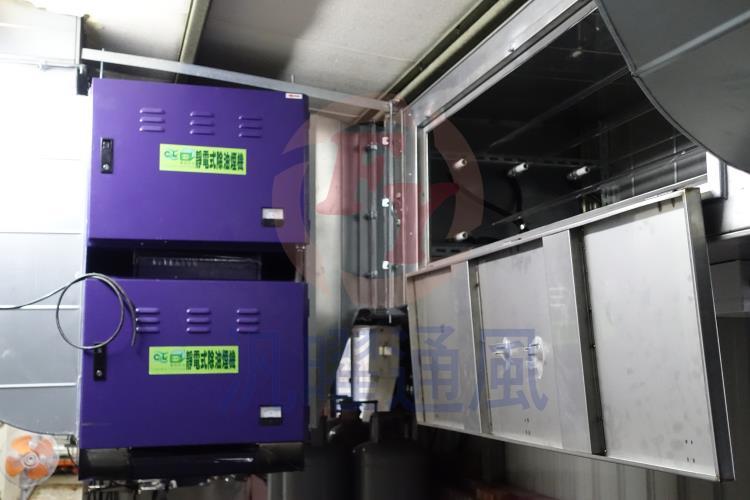 UV紫外線除味設備/異味除味設備