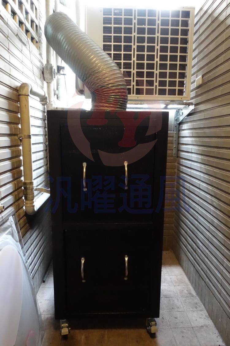 專利活性碳除味設備/(中型)異味除味設備