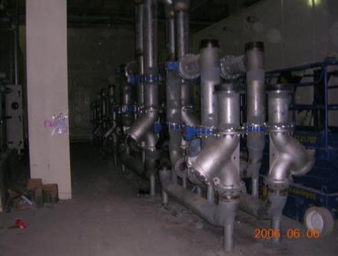 奇美七廠-MAU機房配管工程