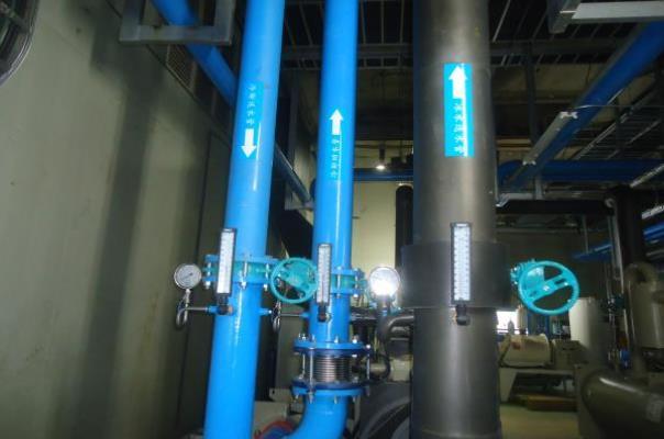 空調冰機更換工程-102年