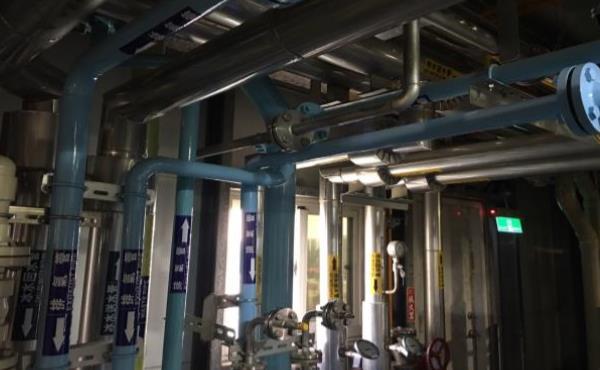 藥廠配管及鋼構工程106年