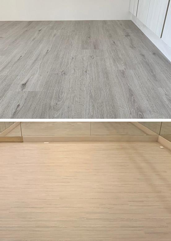 PECKER SPC石塑防水超耐磨地板02-8985-0348