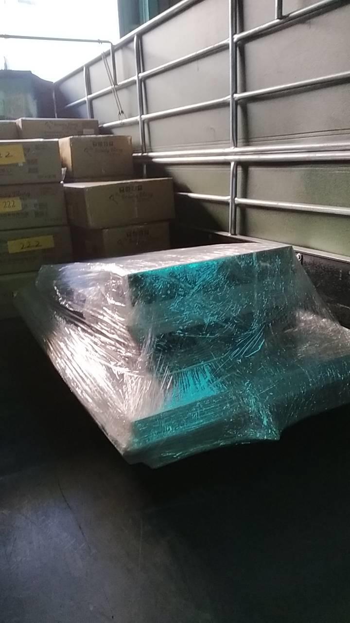 回頭車 新北-台中工地
