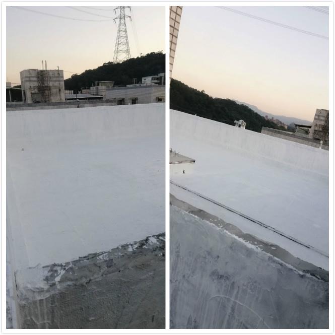 外牆防水-施工後