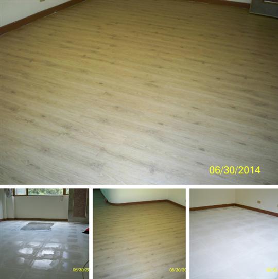 耐磨塑膠地磚施作0932-103-978