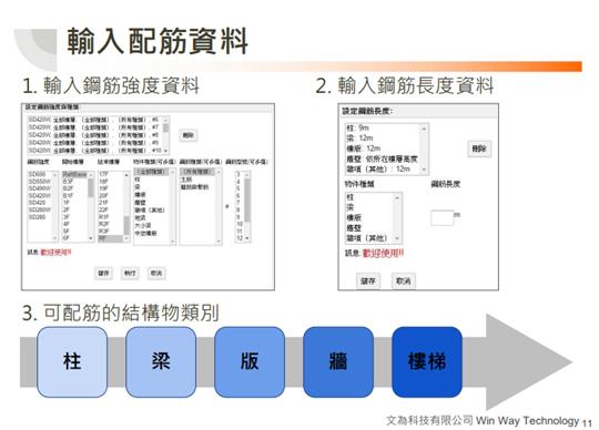7-輸入配筋資料-鋼筋強度資料