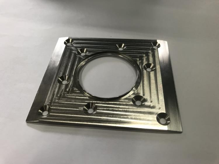 不鏽鋼部件