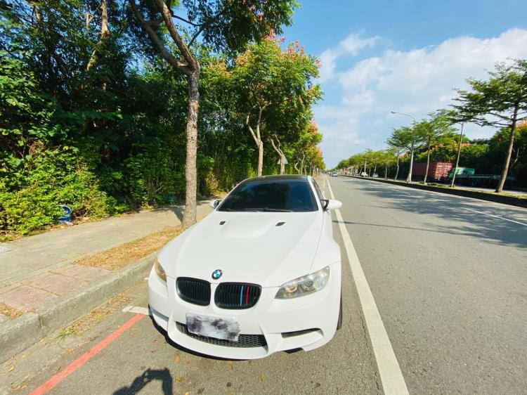 2008 BMW E92 M3 NA