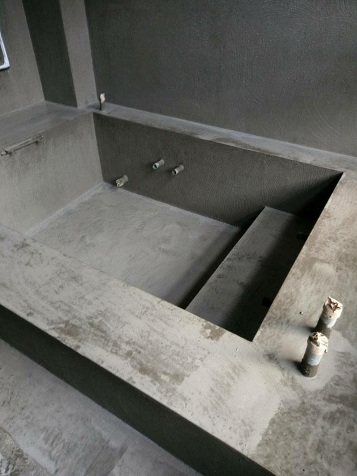 中部防水工程