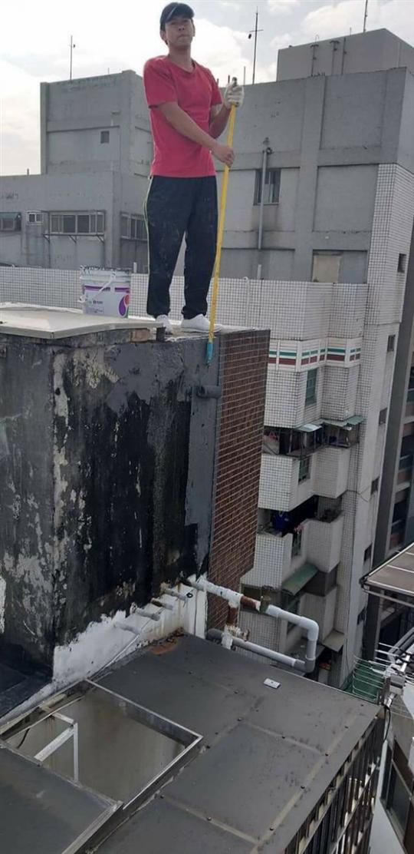 台中市外牆防水