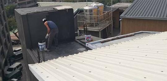 大台中外牆防水工程