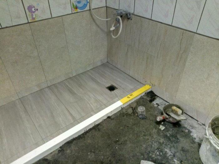 大台中浴廁翻修工程