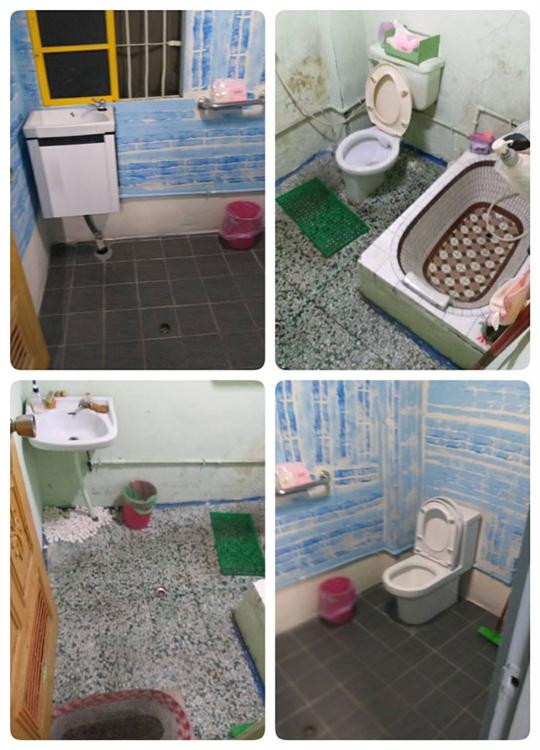 台中浴廁翻修