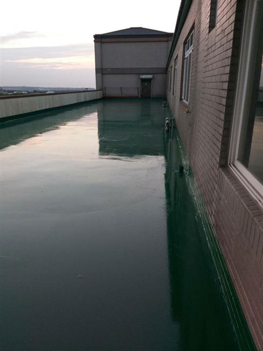 台中市屋頂漏水