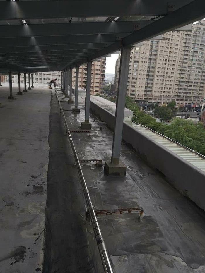 大台中屋頂漏水修繕