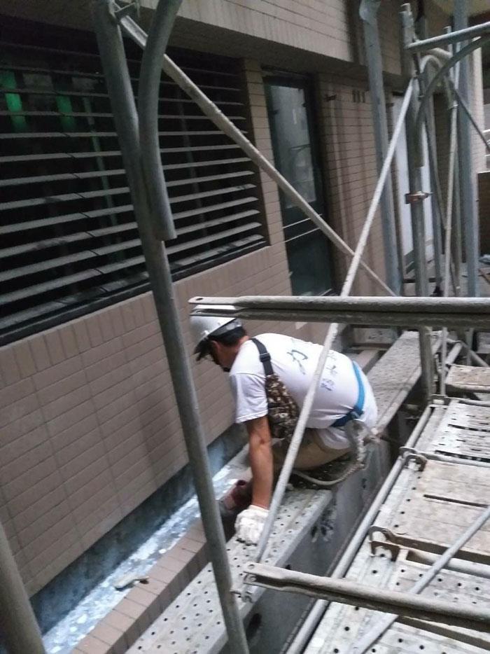樓層縫防水工程