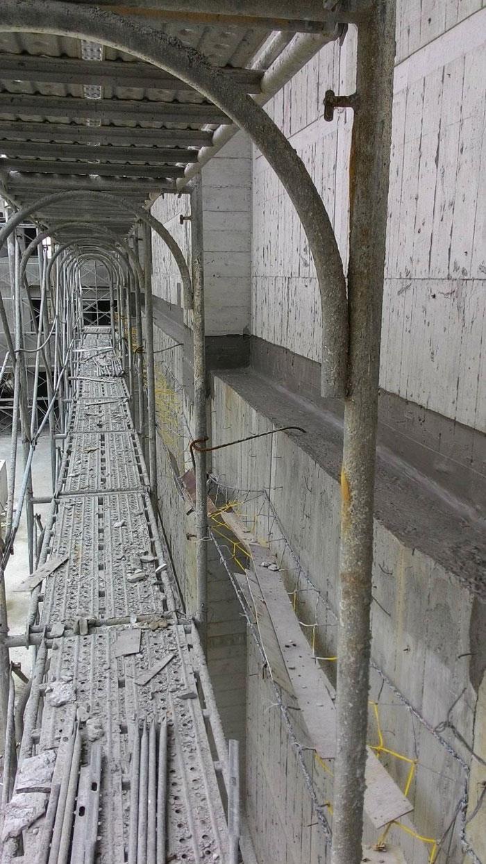 大台中樓層縫防水
