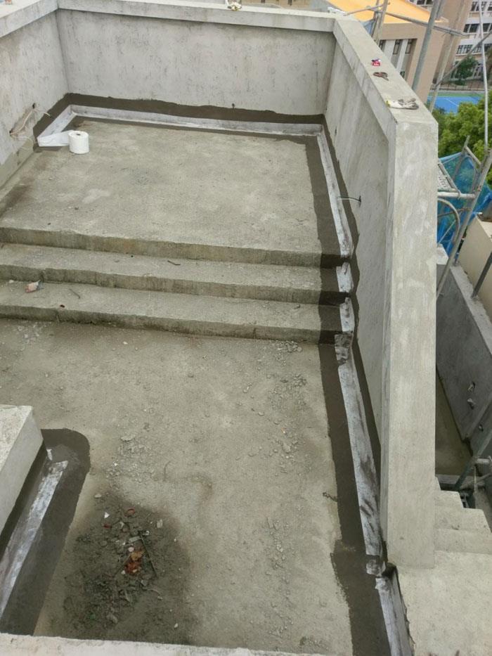 中部樓層縫防水