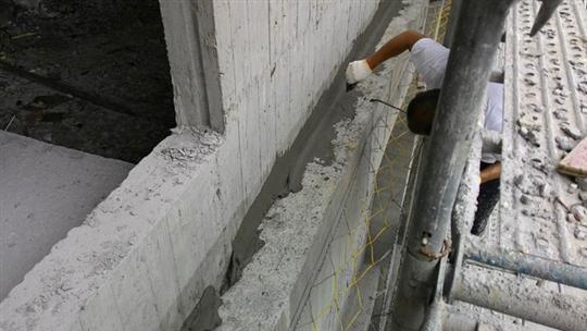 樓層縫防水施工