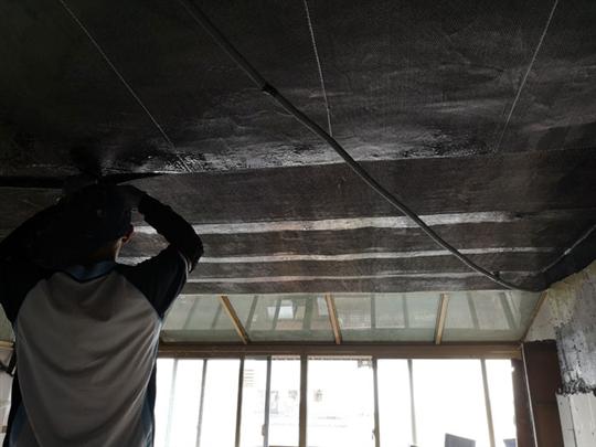 大台北EPOXY砂漿碳纖維補強