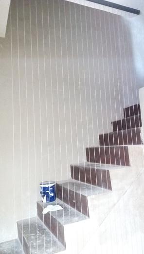 隱形鐵窗-樓梯