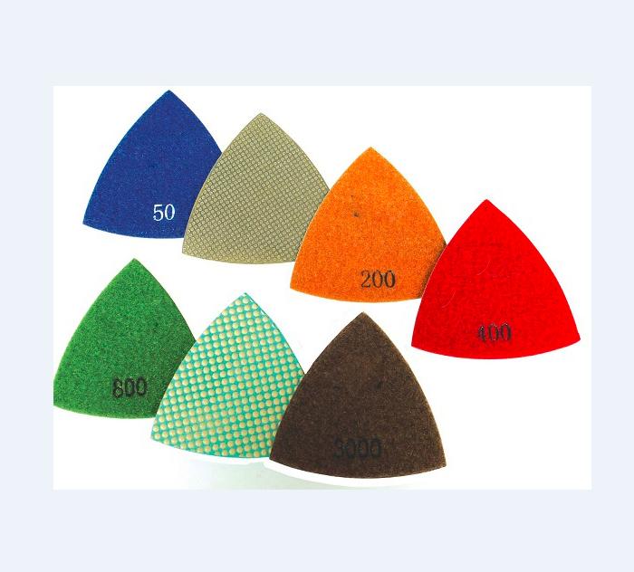 三角形磨片