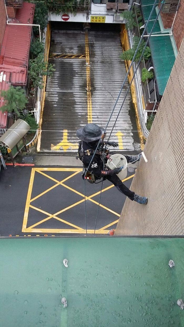 文山區外牆防水工程