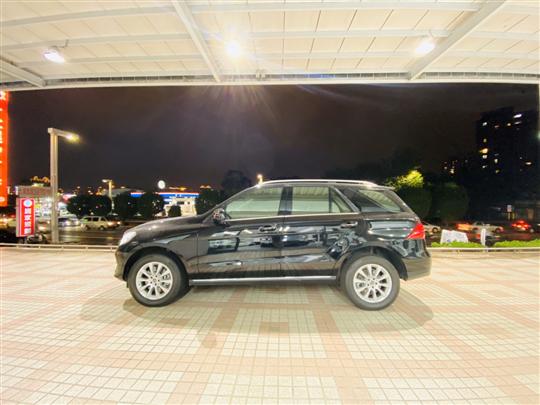 2017 BENZ GLE400 汽油版本