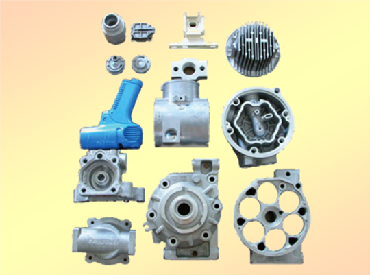鋁合金產品多元化