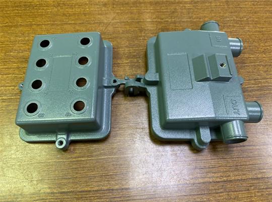 3C零件-第四台接線盒