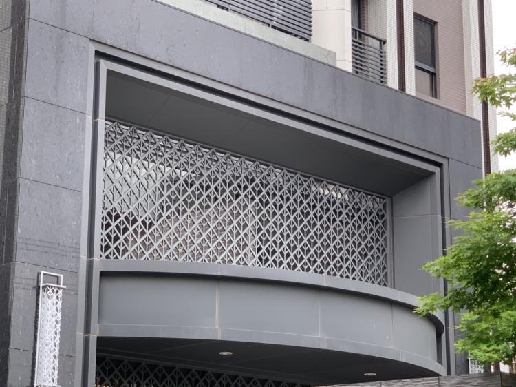 陽台鍛造欄杆