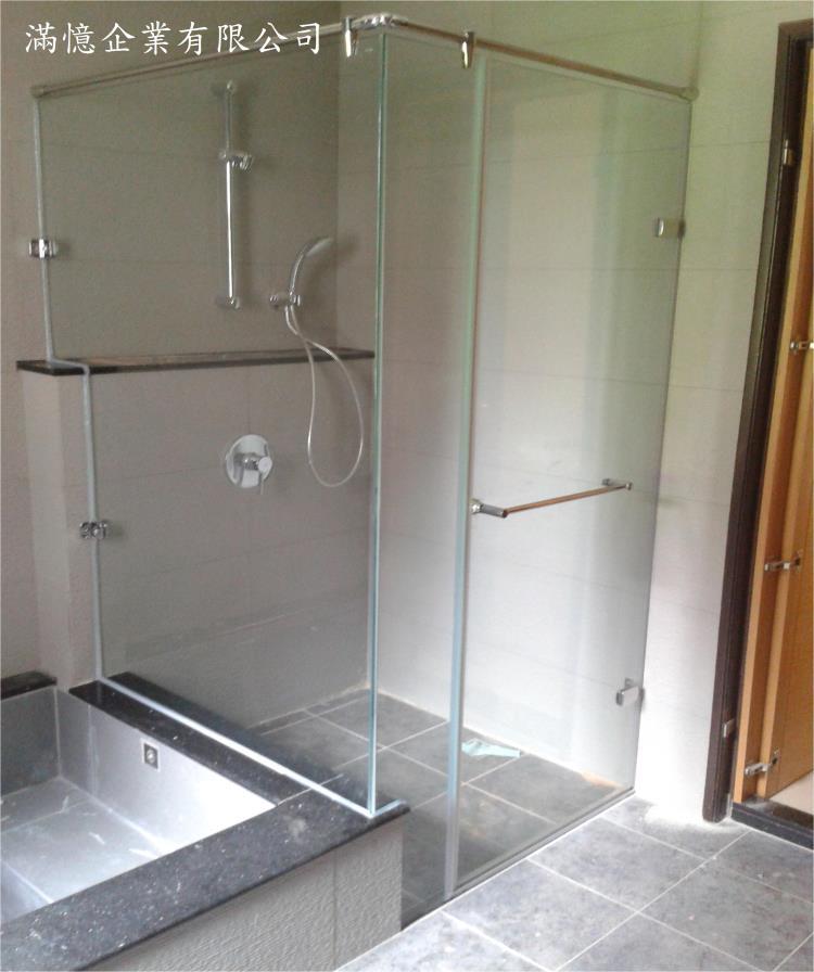 客製化淋浴拉門