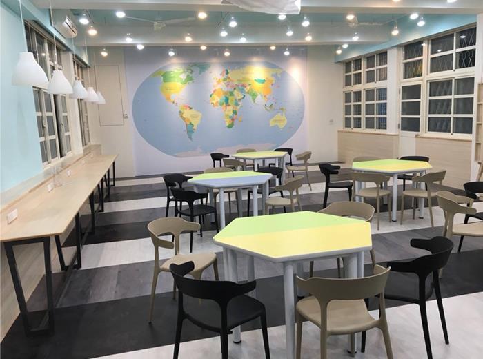 改造觀光旅教室
