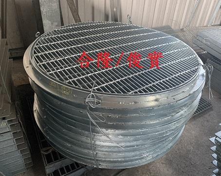 圓形鍍鋅格柵蓋