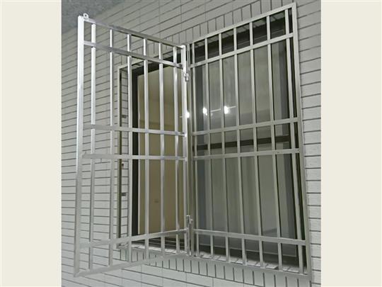 桃園防盜窗