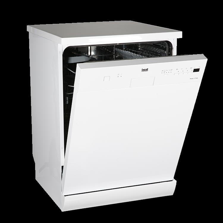 BEST-110V獨立式洗碗機DW-126W