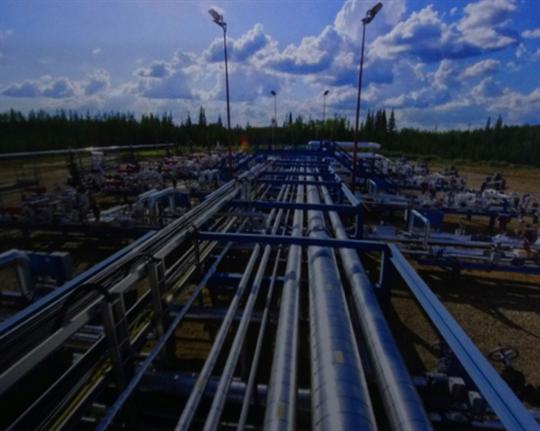 水性陶瓷防銹塗料-石油化工管道