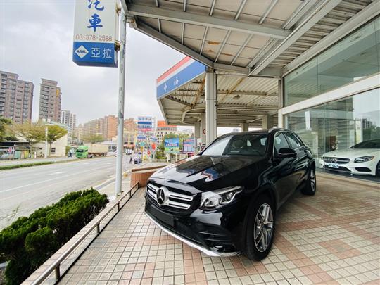 2019 M-BENZ GLC250 AMG  歐規 全新車