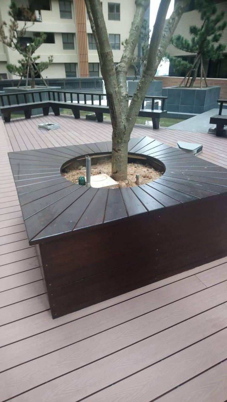 樹穴座椅/平台